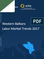113922 REVISED PUBLIC Regional Report Western Balkan Labor Market Trends 2017 FINAL A4 Logo WB Neu