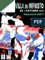 2017 III Copa de Kumite Villa de Infiesto