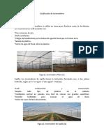 Clasificación y Funcion de Invernaderos
