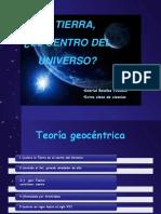 Presentacion Del Extraclase Teoria Geocentrica