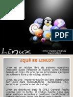 Historia de Linux Ok
