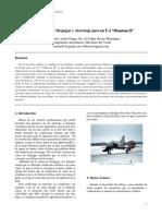 Despegue y Aterrizaje F-4