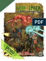 The Mutant Epoch Rpg Preview Spring2011v2