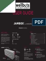 Jawbone Jambox Manual