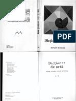 Dicționar de Artă A-M