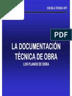 Documentacion de Obra