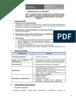 Asistente Legal Asistente I Para La Subdirección de Evaluación de La Calidad Ambiental Coordinación de Monitoreo y Vigilancia Ambiental