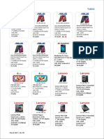 Tablet Product Book March 2017