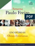 E-book Obras Freirianas Ivo e Ivanio Dickmann