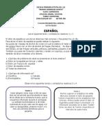 Examen General Sexto Bloque IV