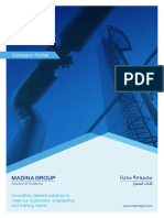 Madina Company Profile