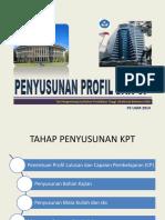 Penyusunan Profil Dan Cp