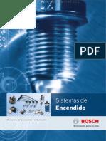 Manual Sistemas Encendido Bosch Partes Componentes Cables Bobinas Tipos Electronico Conexiones Pruebas Sensores