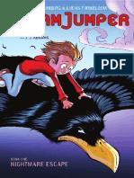 Nightmare Escape (Dream Jumper, Book 1) Excerpt