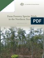 NT FF Trials Report