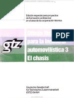 Manual Dibujo Tecnico Chasis Simbolos Esquemas Circuitos Mecanismos Funcionamiento Componentes Conexiones