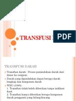 91199516 Transfusi Darah