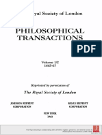 Philosophical Transactions of the Royal Society 1665-1666 Vol 1 p. 70-75