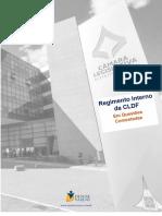 Regimento interno CLDF