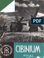 05. Cibinium. Muzeul ASTRA, 1979-1983