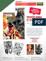 novedades Norma Editorial noviembre 2017 manga
