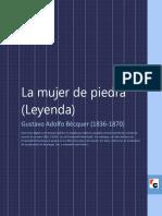 Becquer LaMujerdePiedra