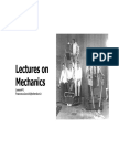 Mech Lectures 01
