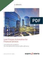 Sopra Steria Lean Process Automation for Fs Web