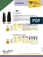 Becs de clarinette Black Diamond ES.pdf