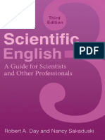 Robert A. Day, Nancy Sakaduski-Scientific English_ A Guide for Scientists and Other Professionals-Greenwood (2011).pdf