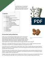 Myrrh Plant