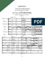 Beethoven Septet Op 20