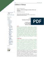 Educação, Cultura e Dança_ APPCC - Análise de Perigos e Pontos Críticos de Controle - LER