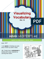 visualizing vocabulary oct  13
