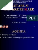 CSM 9 Plan de Cautare