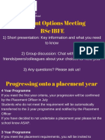 IBFE Options Meeting Presentation 1st to 2nd