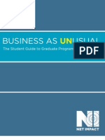 2010 Business as UNusual Guide