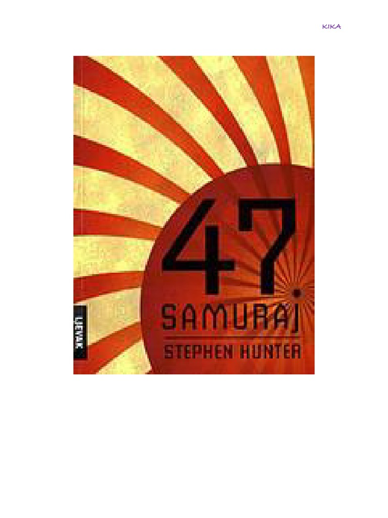 68496434 Hunter 47 Samurajpdf