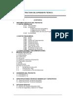 Indice de proyectos de inversion publica