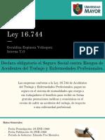Ley 16.744  Mutual de Seguridad