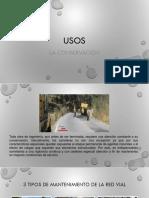 Charla de Transporte Conservacion de Carrtera 1