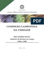 Comissão Camponesa Relatório Completo