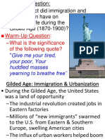 4 gilded age immigration and urbanization