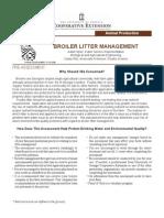Litter Management