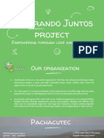 Sembrando Juntos Project (Lima-Peru)