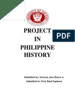 Phil History