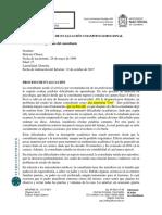 Informe Flor