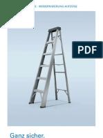 Modernisierung von Aufzügen - Ganz sicher. Auf der Höhe.