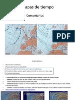 Apuntes Fiables - Mapas Del Tiempo, Comentarios