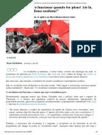 """Mises Brasil - """"O Socialismo Só Irá Funcionar Quando for Pleno! Até Lá, Nunca Houve Socialismo Nenhum!"""""""